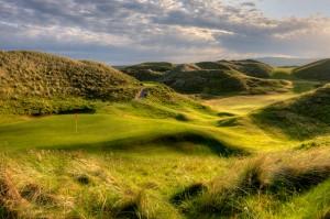 Ballybunion Golf Club Cashen Course 15th Hole Side