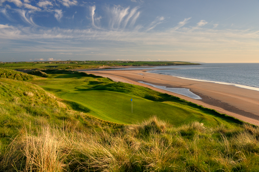 Ballybunion golf course fees
