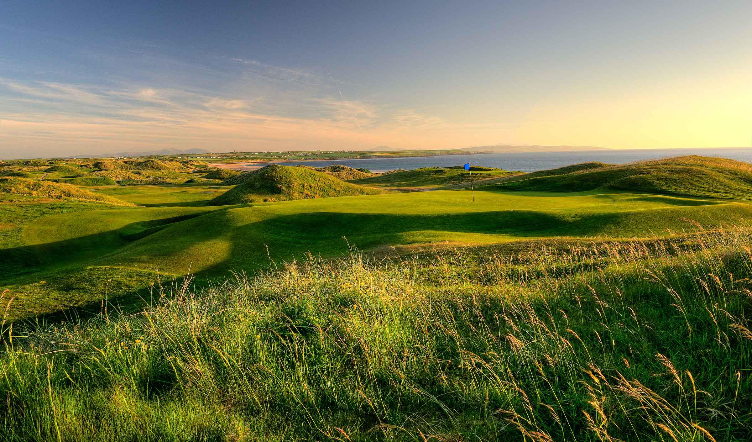 Ballybunion Cashen Golf Course Review - Golf Top 18 - Golf ...