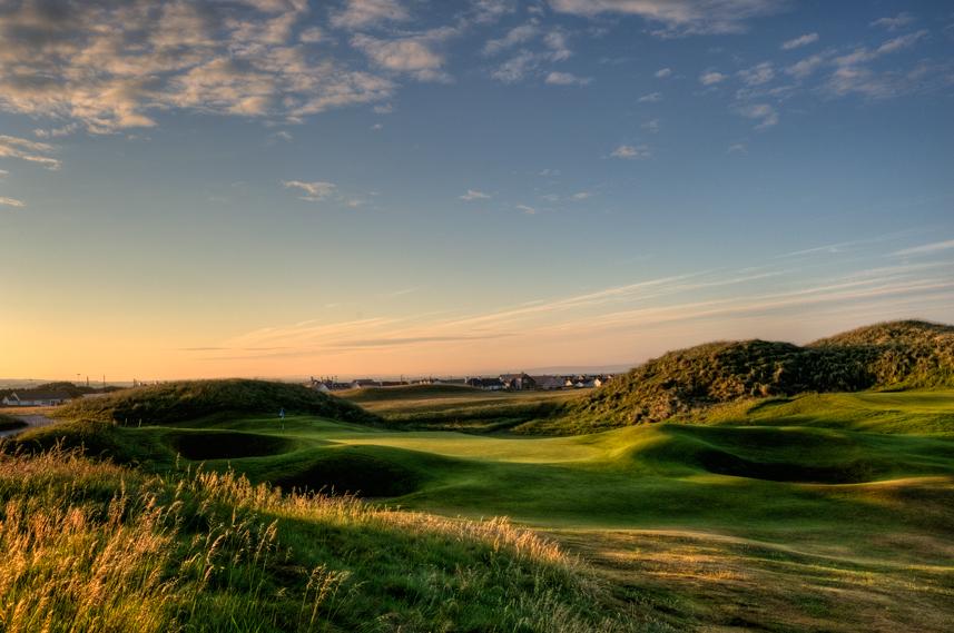 Ballybunion Golf Club Old Course 7th Hole AM