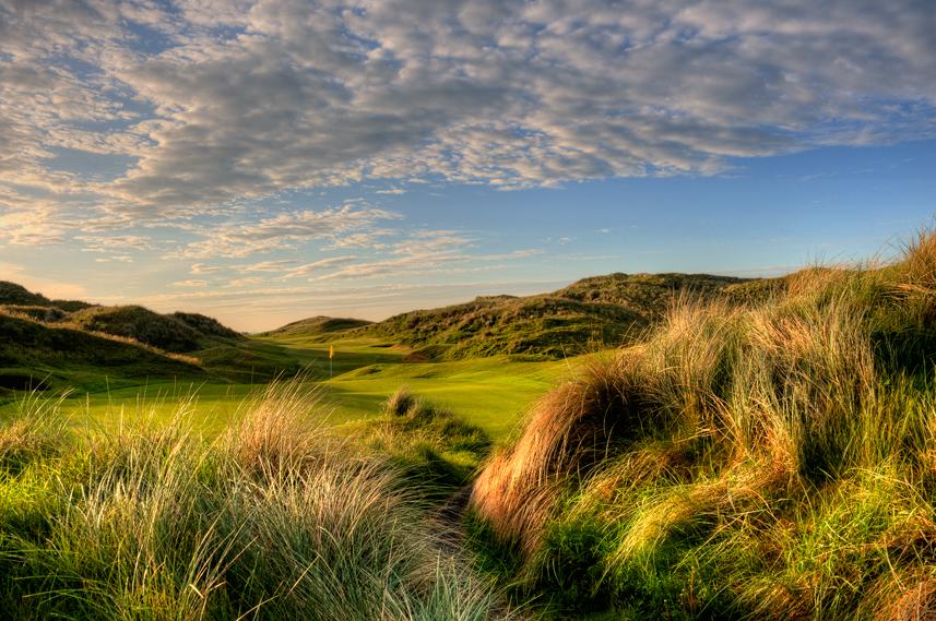 Ballybunion Golf Club Cashen Course 10th Hole Back
