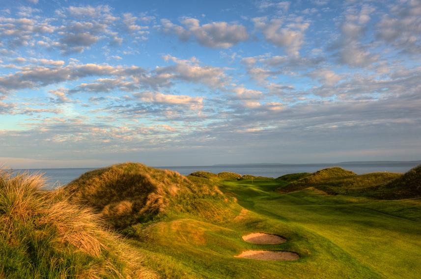 Ballybunion Golf Club Cashen Course 10th Hole Long