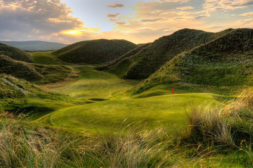 Ballybunion Golf Club Cashen Course 15th Hole Back