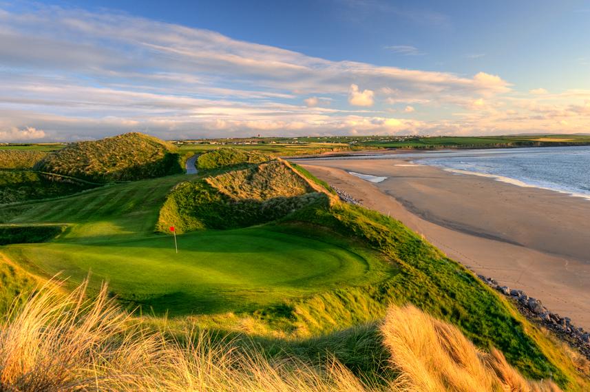 Ballybunion Golf Club Cashen Course 16th Hole Back