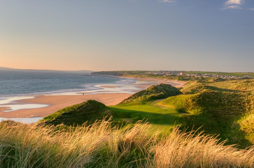Ballybunion Golf Club Cashen Course 16th Hole Wide