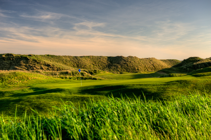 Ballybunion Golf Club Cashen Course 18th Hole Back
