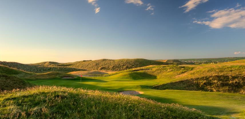 Ballybunion Golf Club Cashen Course 3rd Hole