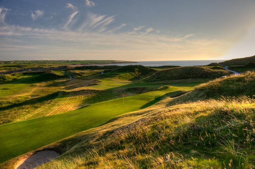 Ballybunion Golf Club Cashen Course 5th Hole