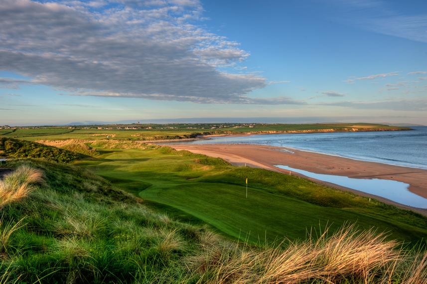 Ballybunion Golf Club Cashen Course 7th Hole