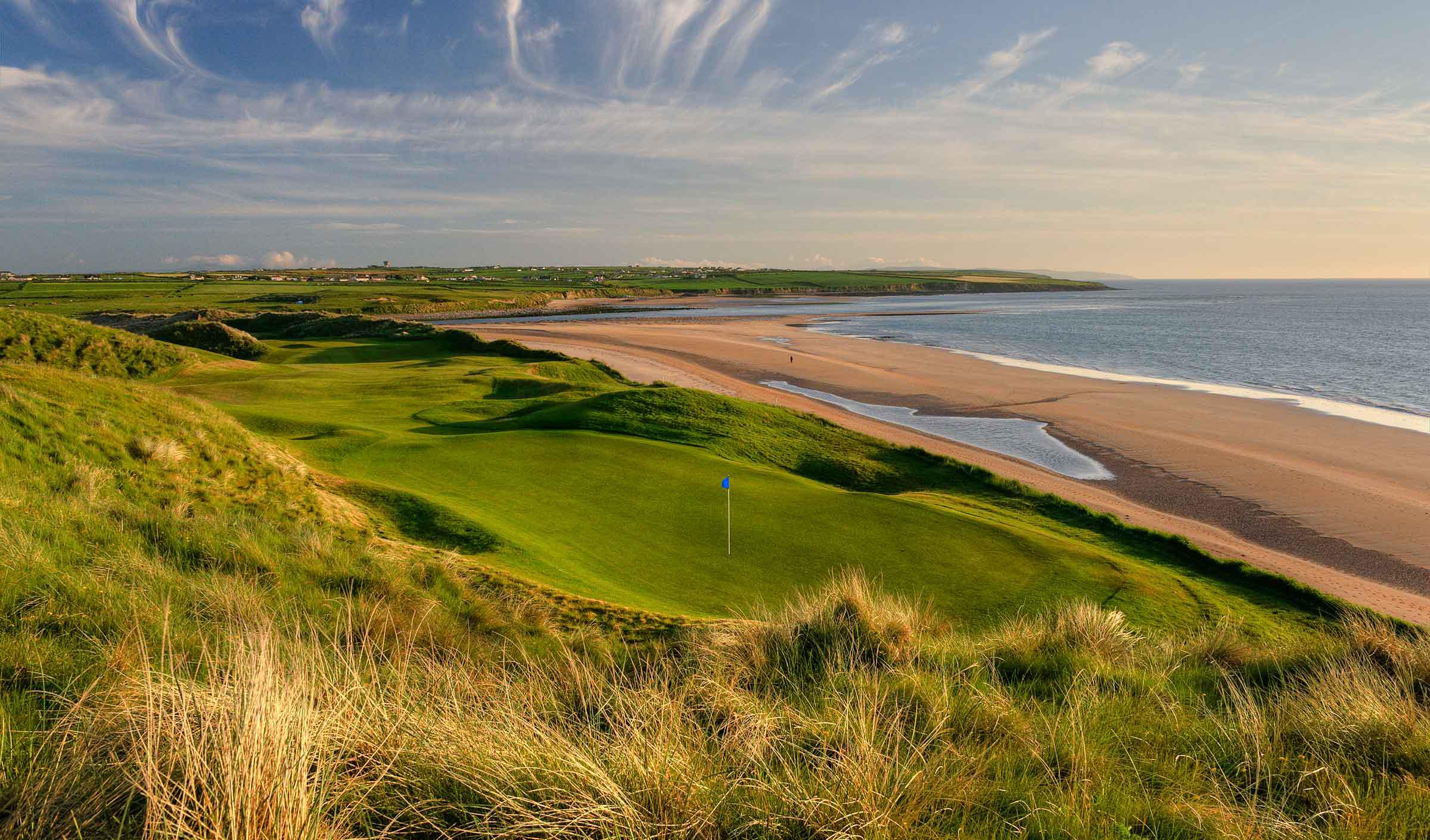 Ballybunion Golf Club Cashen Course 7th Hole pm