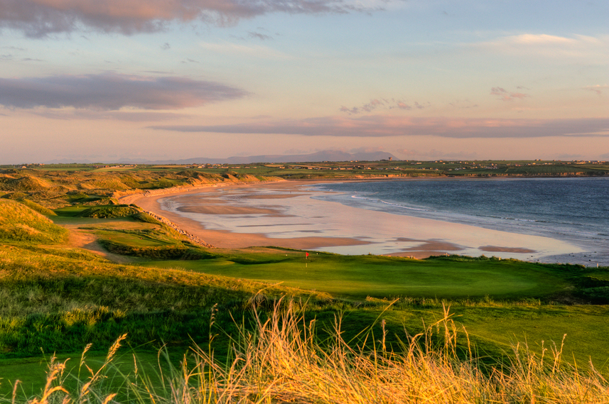 Ballybunion Golf Club Old Course 10th and 11th Hole Late