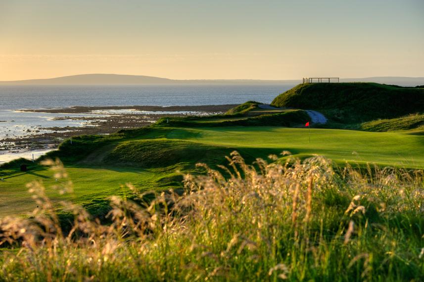 Ballybunion Golf Club Old Course 10th Hole Grass