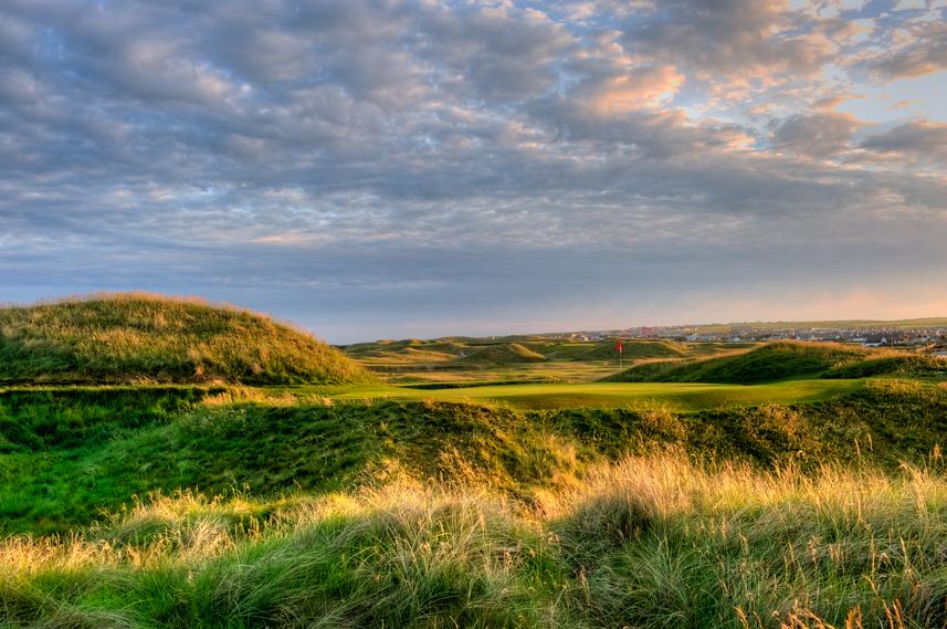 Ballybunion Golf Club Old Course 13th Hole Back