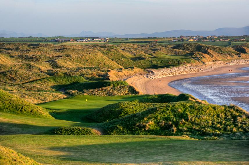 Old Course - Ballybunion Golf Club - 11th Hole
